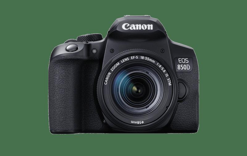 Bild der Canon EOS 850D