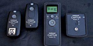 Funkauslöser Hähnel Captur System